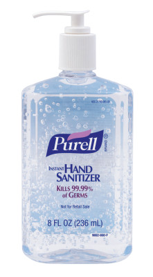 PURELL Advanced Instant Hand Sanitizers, 8 oz, Citrus