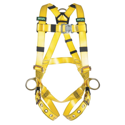 Gravity Coated Harness, Hip D-Rings, Standard